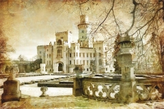 "Фотошпалери ""Замок"" (#30112)"