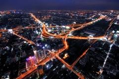 """Фотошпалери """"Нічне місто"""" (#30119)"""
