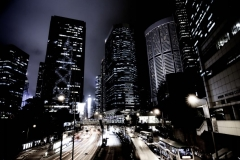 """Фотошпалери """"Нічне місто"""" (#30121)"""