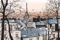 "Фотошпалери ""Париж"" (#30151)"