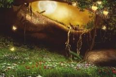 """Фотошпалери """"Чарівний ліс"""" (#40040)"""