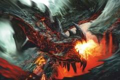 "Фотошпалери ""Дракон"" (#40071)"