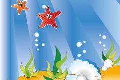 """Фотошпалери """"Підводний світ"""" (#40082)"""