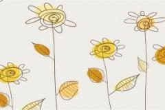 """Фотошпалери """"Квіти"""" (#40122)"""