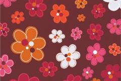 """Фотошпалери """"Квіти"""" (#40124)"""