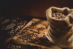 """Фотошпалери """"Мішок кави"""" (#60005)"""