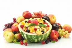 """Фотошпалери """"Кавун і фрукти"""" (#60010)"""