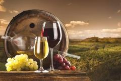 """Фотошпалери """"Вино"""" (#600101)"""