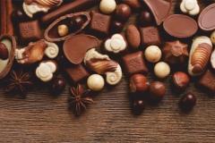 """Фотошпалери """"Шоколадні цукерки"""" (#600126)"""