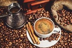 """Фотошпалери """"Кава і турка"""" (#60014)"""
