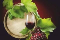 """Фотошпалери """"Червоне вино"""" (#60025)"""