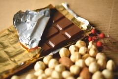 """Фотошпалери """"Шоколад і горіхи"""" (#60029)"""