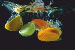 "Фотошпалери ""Апельсин, лимон, лайм"" (#60037)"
