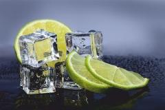 """Фотошпалери """"Лайм і лід"""" (#60047)"""