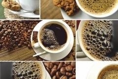 """Фотошпалери """"Колаж кава"""" (#60057)"""