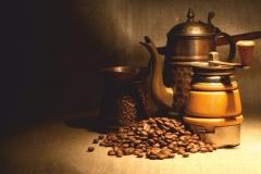 "Фотошпалери ""Все для кави"" (#60072)"