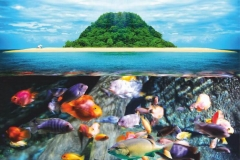 """Фотошпалери """"Море-пляж"""" (#70028)"""