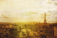 """Фотошпалери """"Вінтажний Париж"""" (#80025)"""