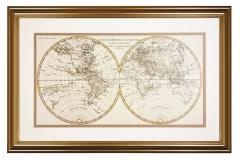 """Фотошпалери """"Карта світу"""" (#90005)"""