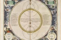 """Фотошпалери """"Карта Андреаса Целларіуса"""" (#90011)"""