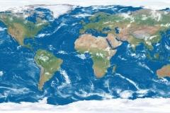 """Фотошпалери """"Карта світу"""" (#90012)"""