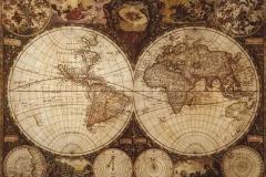 """Фотошпалери """"Карта світу"""" (#90019)"""