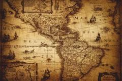 "Фотошпалери ""Історична карта"" (#90022)"