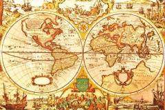 """Фотошпалери """"Карта Античного світу"""" (#90031)"""