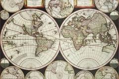 """Фотошпалери """"Карта світу"""" (#90040)"""