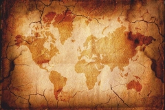 "Фотошпалери ""Старовинна карта"" (#90053)"