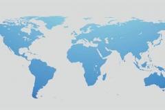 """Фотошпалери """"Карта світу"""" (#90059)"""